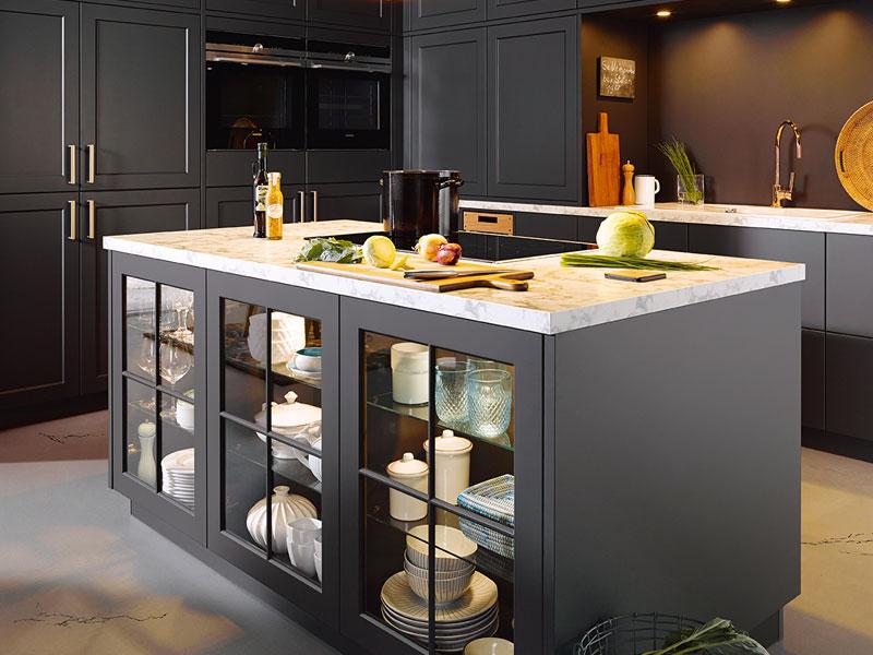 stengele die meisterm bel ambienta k chen k chen. Black Bedroom Furniture Sets. Home Design Ideas