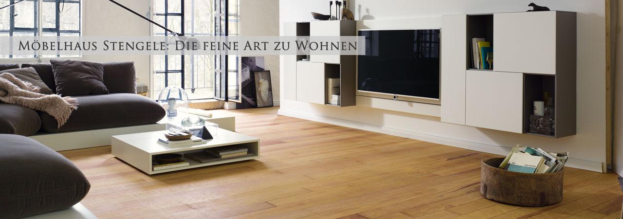 stengele die meisterm bel sudbrock m bel zum leben. Black Bedroom Furniture Sets. Home Design Ideas